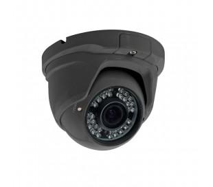 Caméra dôme HDiS focale 2.8 à 12mm, 800 lignes vision de nuit à 20m