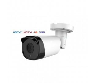 Caméra extérieure infrarouge 40 m. 1MP en 720P. Objectif 2,8-12 mm