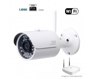 Caméra IP wifi extérieure 720P 1Megapixels