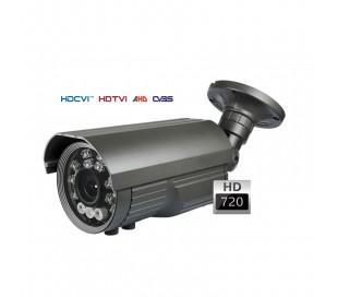 Caméra de surveillance extérieure 1080P HDCVI 5-50mm infrarouge 100 mètres