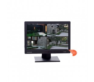 """Moniteur 10"""" de vidéo surveillance entrée/sortie BNC"""