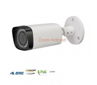 caméra de surveillance IP zoom motorisé 4MP IR 80m