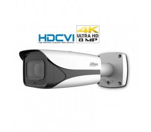 Caméra extérieure 4K/8MP zoom motorisé IR 100m