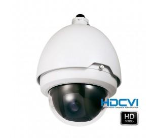Caméra extérieure HDCVI motorisée HDCVI avec zoom 20x de 4,7 à 94mm
