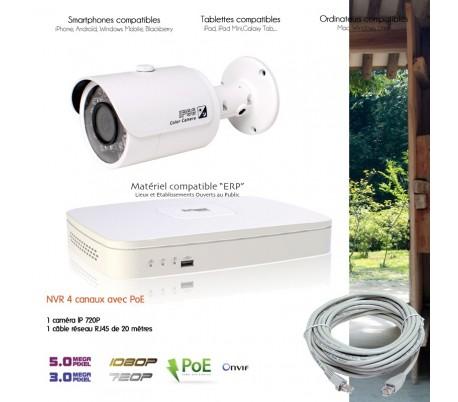 Video surveillance direct for Video surveillance exterieure