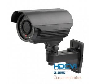 Caméra de surveillance HDCVI zoom motorisé 2.8-12mm