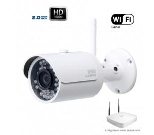 Caméra IP wifi extérieure 1080P 2Megapixels