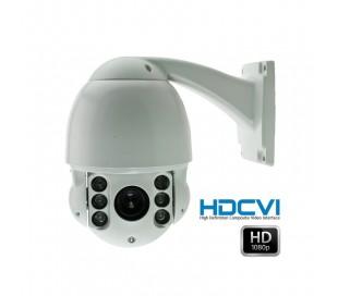 Caméra de surveillance HDCVI 1080P motorisée IR 50m