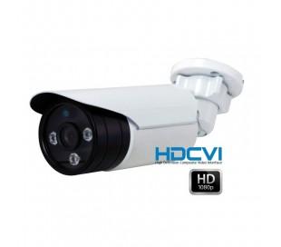 Camera HDCVI 1080P, objectif 3.6mm et vision nocturne 30m