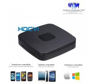 Enregistreur 8 canaux HD-CVI Full 720P