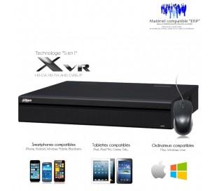 XVR enregistreur 16 canaux full 1080P tous formats de caméras