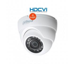 Caméra de surveillance dôme HDCVI 4MP