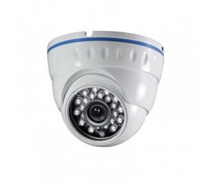 Caméra dôme HDiS 960H, 800 lignes, IR 20 mètres