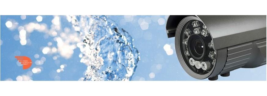 Caméras extérieures à focale variable