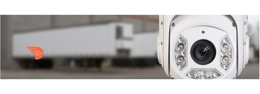 Les caméras motorisées extérieures