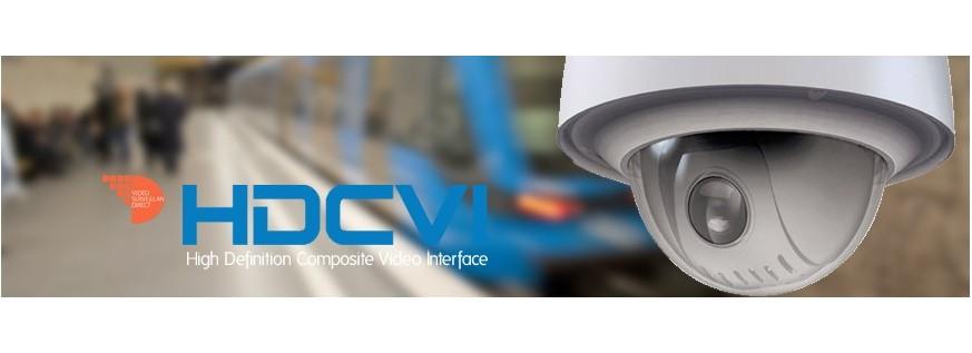 Les caméras motorisées HDCVI
