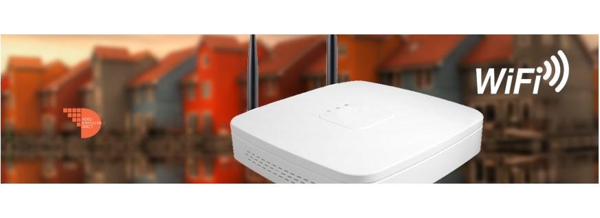 Enregistreur et DVR wifi sans fil