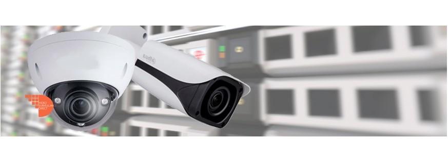 Les caméras IP à focale fixe