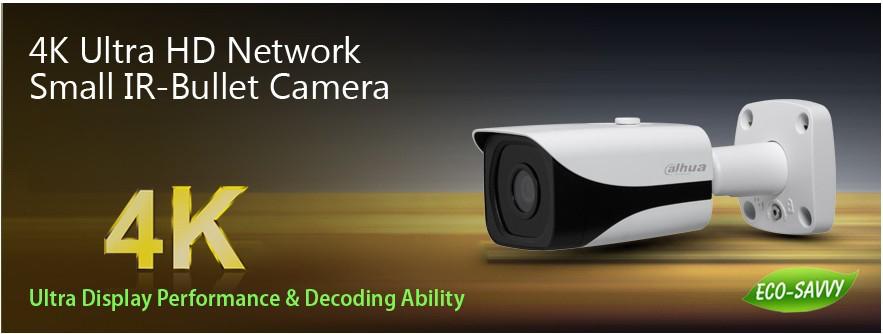camera Dahua 4K