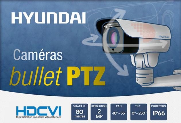 camera de surveillance Hyundai