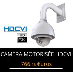 camera de surveillance hdcvi