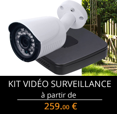vid o surveillance cam ra enregistreur et syst me de vid osurveillance. Black Bedroom Furniture Sets. Home Design Ideas