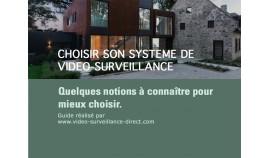 Vidéosurveillance : le guide en images