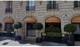 Installation au Victoria Palace Hôtel