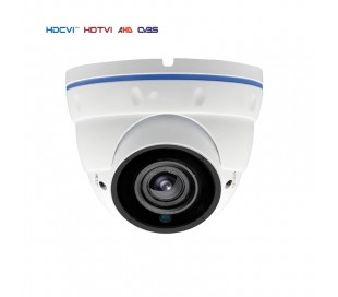 Caméra dôme de surveillance 1080P HDCVI focale réglable 2.8-12mm