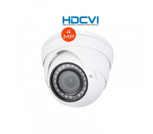 Caméra dôme 4MP  focale 2.7 - 13.5 mm HDCVI
