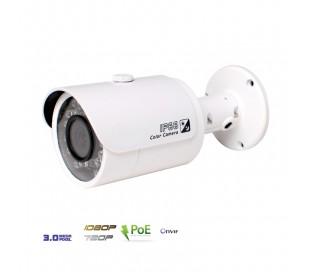 Caméra IP 3MP extérieure, PoE, vision de nuit 30m