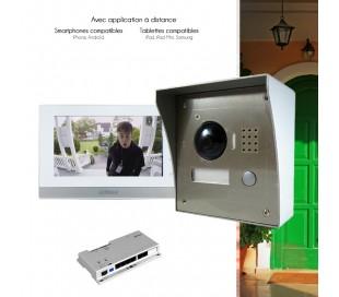 Portier Vidéo IP avec écran tactile