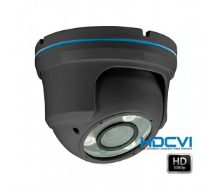 Caméra dôme HDCVI 71080P objectif 2.8 à 12mm infrarouge 40 mètres