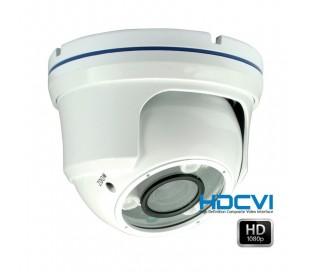 Caméra surveillance HDCVI 1080P  focale 2.8 à 12mm infrarouge 40 mètres