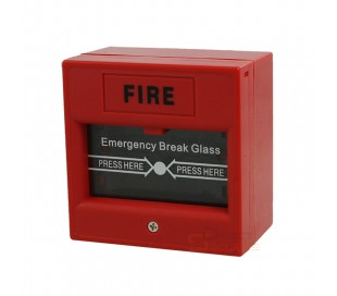 Déclencheur manuel d'incendie  pour centrale LS-20