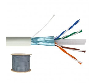 Rouleau câble FTP Cat.6