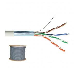 Rouleau câble FTP Cat.5 blindé