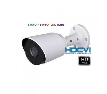 Caméra extérieure infrarouge 20 m. 2MP en 1080P. Objectif de 2,8 mm