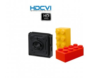 Mini caméra HDCVi discrète