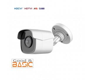 Caméra de surveillance extérieure 1 Megapixels IR 20 m objectif 2,8mm