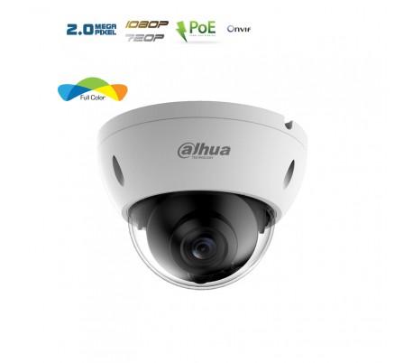 """Caméra IP avec vision nuit """"Full Color"""" - 2MP"""