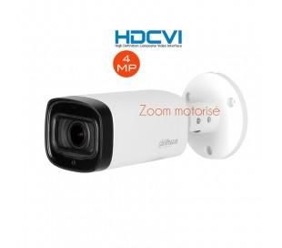 Caméra de surveillance extérieure HDCVI 4MP