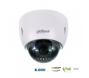 Caméra IP motorisée 2MP zoom 12x de 5.1 à 61.2mm