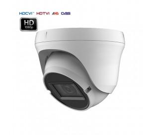 Caméra dôme HD 1080P 2 MP antivandale