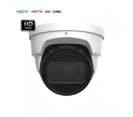 Caméra dôme de surveillance HDCVI zoom motorisé 2.7 à 12mm