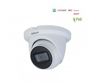 Caméra dôme IP 5 Megapixels focale fixe 2.8mm - Série AI