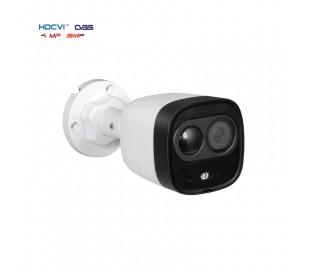 Caméra extérieure avec détecteur et dissuasion lumineuse 5MP