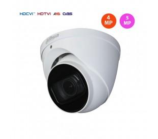 Dôme zoom motorisé 2.7-13.5 mm HDCVI 5MP IR 60m