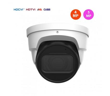 Caméra de surveillance 5MP HDCVI zoom motorisé 2.7 à 12mm