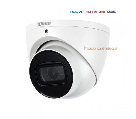 Caméra dôme de surveillance 1080P HDCVI zoom motorisé IR 60M